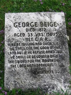 George Beige