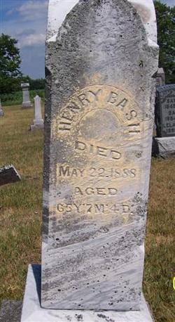 Henry Bash