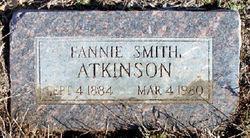 Fannie Bell <i>Smethers</i> Atkinson
