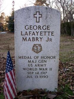 Gen George Lafayette Mabry, Jr