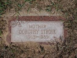 Dorothy Stroik