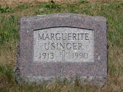 Marguerite Usinger
