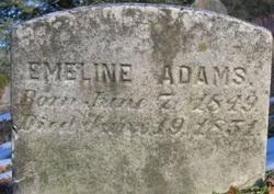 Emeline Adams