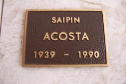 Saipin <i>Duangbungkerd</i> Acosta