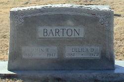 Delila <i>Dossey</i> Barton