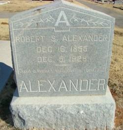 Robert Sample Alexander