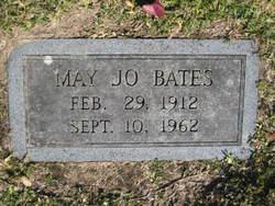 May Jo <i>Glenn</i> Bates