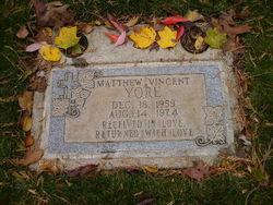 Matthew Vincent Yore