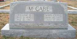 Mary Mame <i>Clogg</i> McCabe