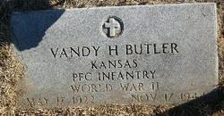 Vandy H. Butler