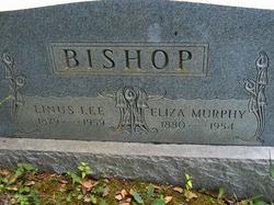 Anna Eliza Lizzie <i>Murphy</i> Bishop