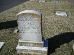 Ida Christine Adkins