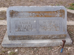 Margaret Lucy <i>DeViney</i> Crunk