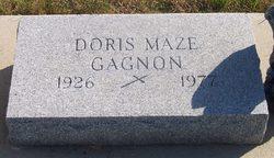 Doris <i>Maze</i> Gagnon