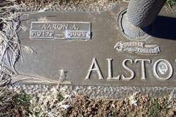 Aaron Andrew Alston