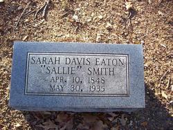 Sarah Davis <i>Eaton</i> Smith