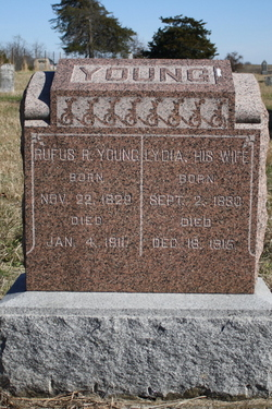 Rufus R. Young