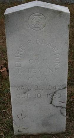 Elihu Pipkins Blanton