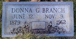 Donna G. Branch