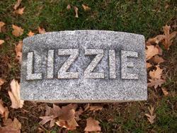 Eliza Lizzie <i>Rhodes</i> Baldwin