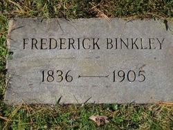 Frederick Binkley