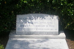 Dr Hugh Morris Gloster