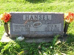 Theodore R. Hansel