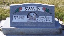 Carma Rozina <i>Spencer</i> Swain