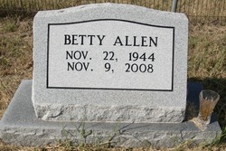 Betty L. <i>Herndon</i> Allen