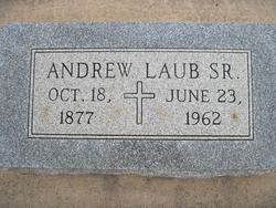 Andrew Laub, Sr