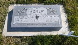 Grace <i>Johansen</i> Agnew