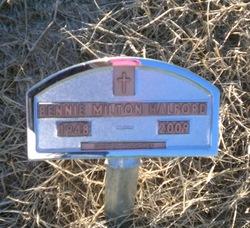 Bennie Milton Halford