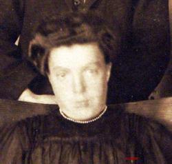 Bertha <i>Ellis</i> Fields