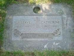 Catherine Bridget <i>Nolan</i> Haderthauer