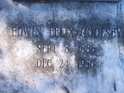 Edwin Felix Goolsby