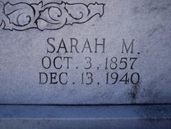 Sarah Margaret <i>Nelson</i> Goolsby