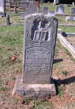 Margaret Ann <i>Brundidge</i> Oglesby