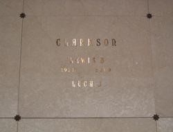 Lewis B Clarkson