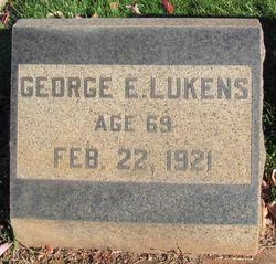 George E Lukens