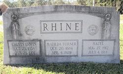 Hazel Rhine