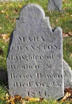Mary Cranston Bowen