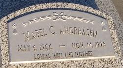 Mabel Cecilia <i>Petersen</i> Andreasen