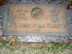 James Noble Nobe Hamilton