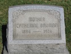 Catherine Bauman