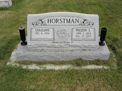 Preston Lee Horstman