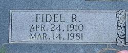 Fidel R. Alvarez