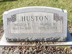 Mary Melissa <i>Ferguson</i> Huston
