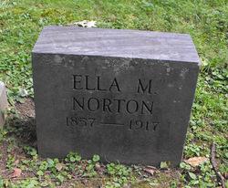 Ella M Norton