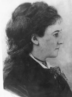 Miriam Vilate <i>Decker</i> Davis