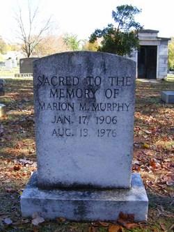 Marion Murdoch Murphy